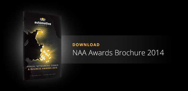 Download the NAA Awards Brochure 2014