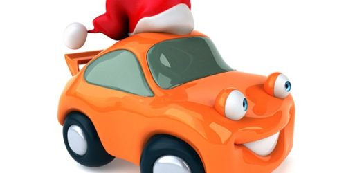 Christmas car 2014