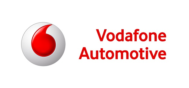 Vodafone Automotive logo small